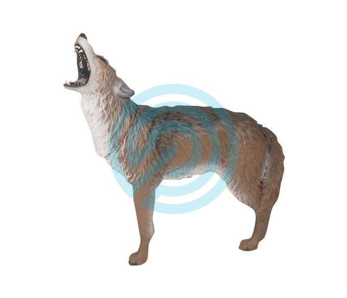 Terč Kojot 3D Delta McKenzie