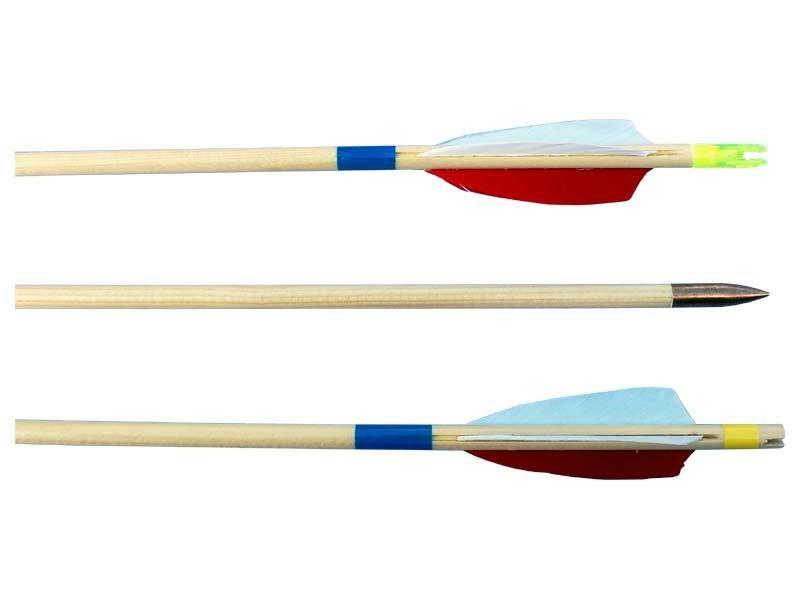 Lazecký dřevěný šíp EXTRA 600
