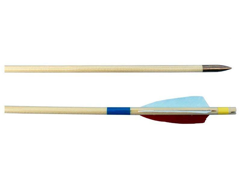 Lazecký dřevěný šíp EXTRA 450