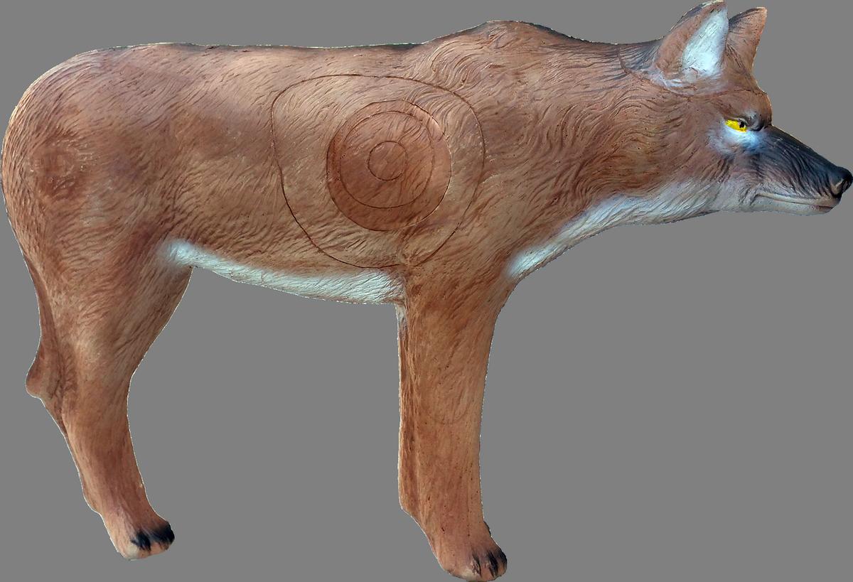 Terč Vlk 3D ELEVEN